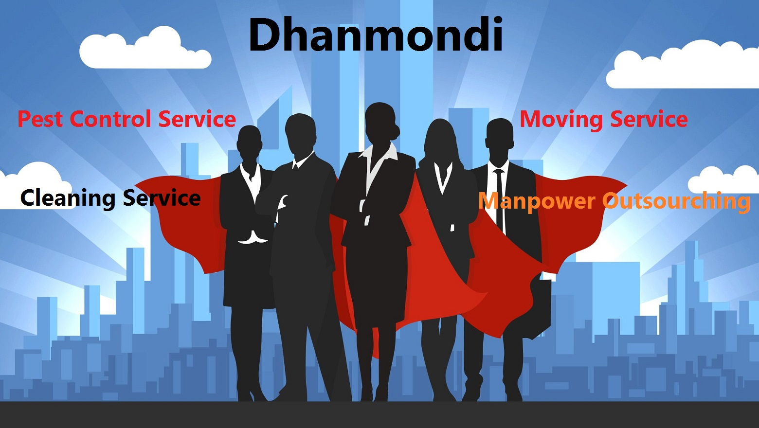 pest control services in dhanmondi