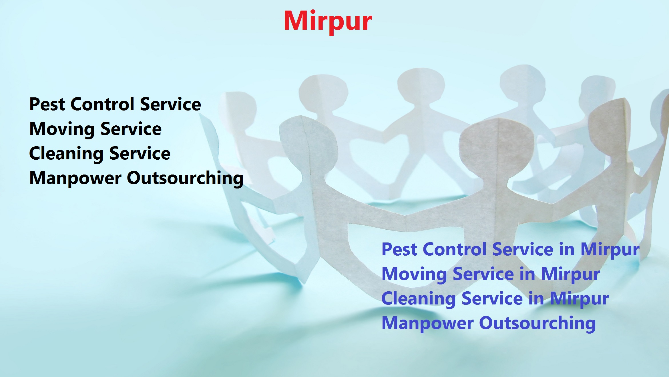 MCP Idea Services in Mirpur