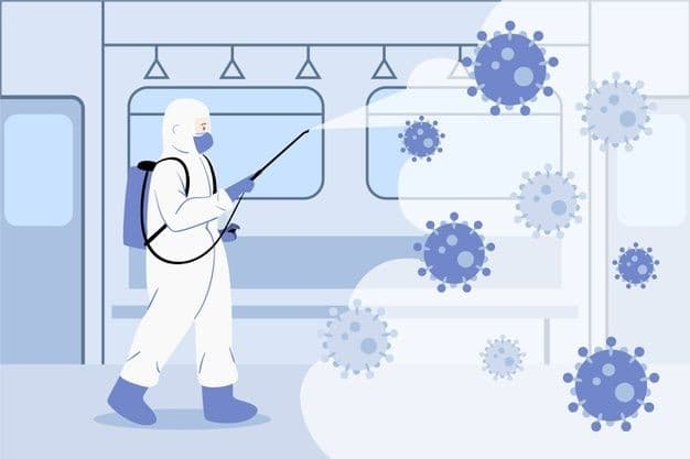 Disinfection & Sanitization Services in Dhaka